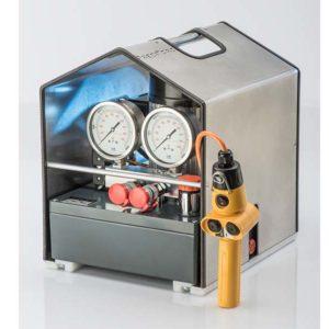 Hydraulikpumpen für Spannzylinder